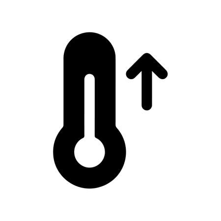 Autumn, season, spring, summer, thermometer, up, winter icon