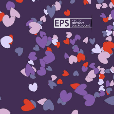 valentine background Stock Vector - 17984804