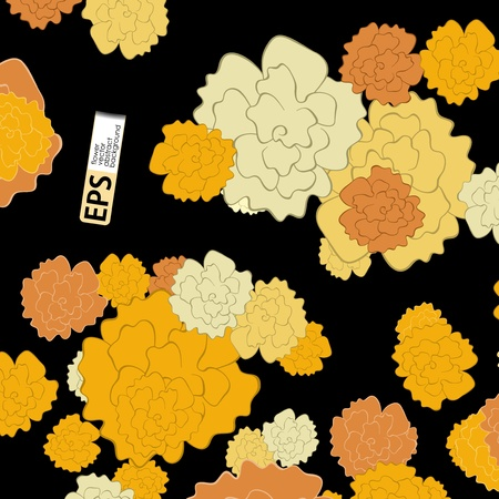 floral background Stock Vector - 18361204