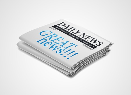 newspaper Vector