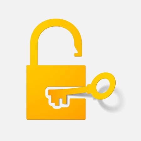 code lock: padlock icon