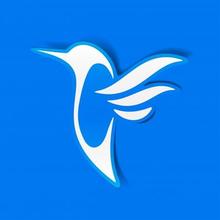 kolibrie sticker