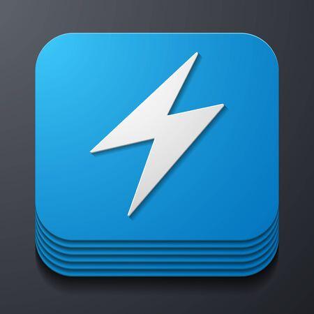 electrocute: App icon