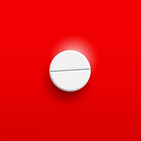 Realistic pill