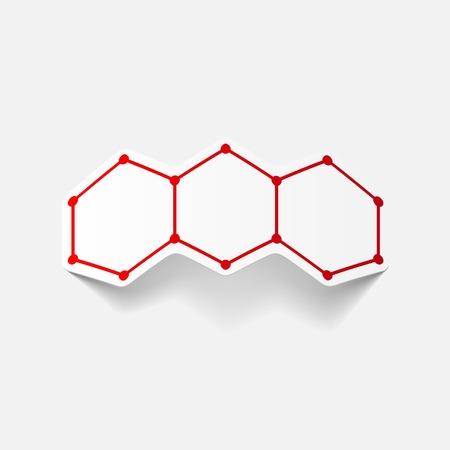 macromolecule: molecular structure, sticker