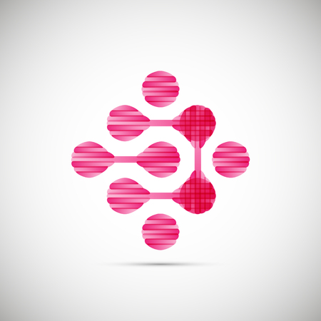 deoxyribonucleic acid: molecular structure, symbol