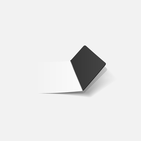 seam: realistic design element: rectangle, seam, corner