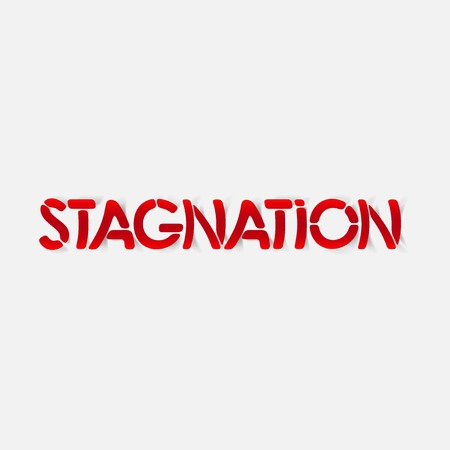stagnation: realistic design element: stagnation