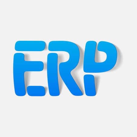 erp: realistic design element: erp