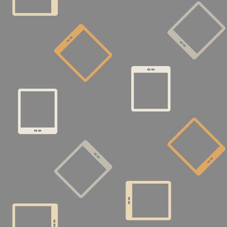 computador tablet: seamless background: tablet, computer