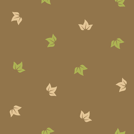 thicket: seamless background: leaf