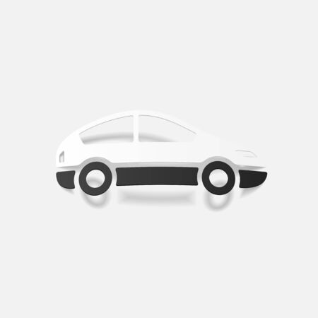 Realistic element of modern design Vector