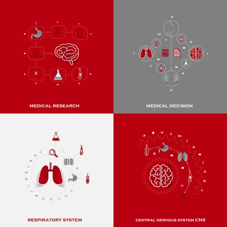 Set of medical icons Stock Vector - 29882711