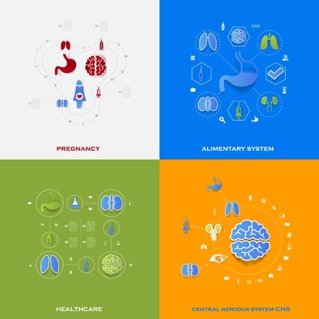 Set of medical icons Stock Vector - 30157895