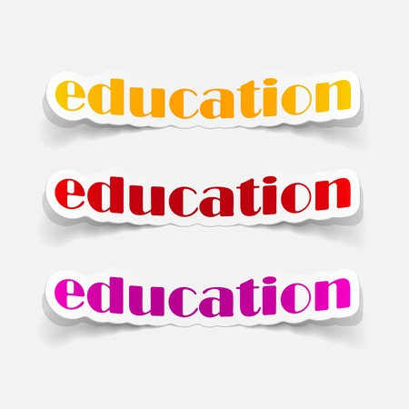 gymnasium: realistic design element: education