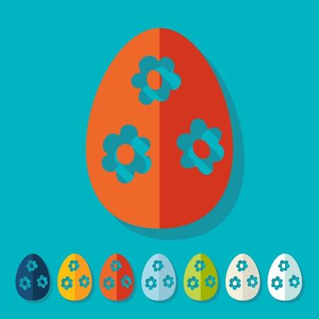 abstinence: Design piatto: easter egg
