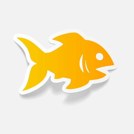 gills: realistic design element: fish