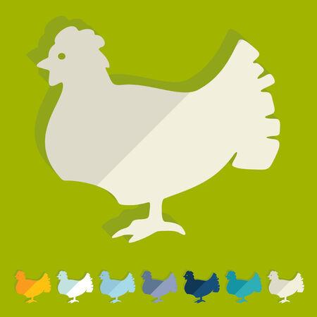 abstinence: Design piatto: pollo