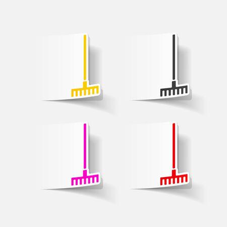 rake: realistic design element: rake