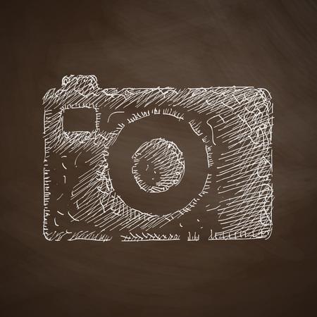 fotopictogram Stock Illustratie