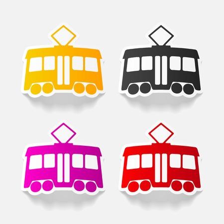 streetcar: realista elemento de dise�o: Tranv�a