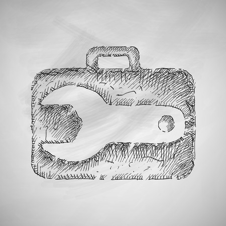 unscrew: wrench icon