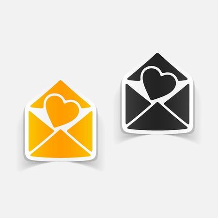 reciprocity: realistic design element: heart