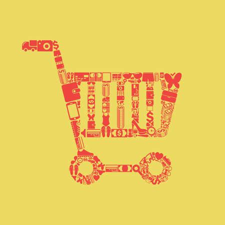trolley: trolley icon