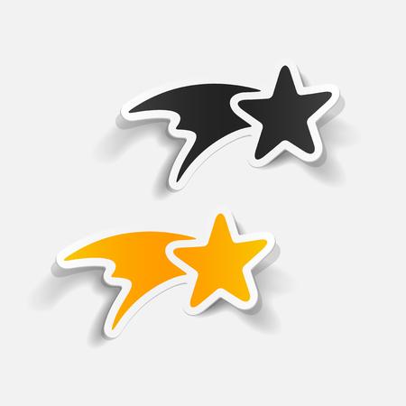 harbinger: realistic design element: christmas star