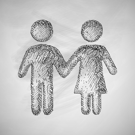 pacification: couple in love icon