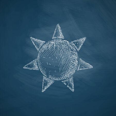 radiacion solar: dom icono