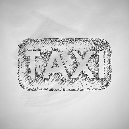cabbie: icono de taxi