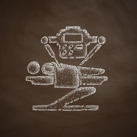 surgeon: robot surgeon icon