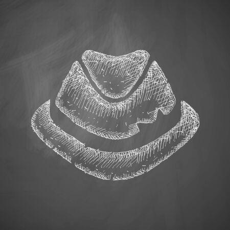 felt: hat icon