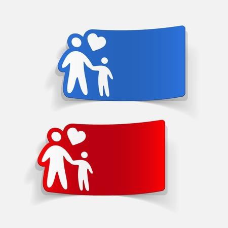 devotion: realistic design element: family