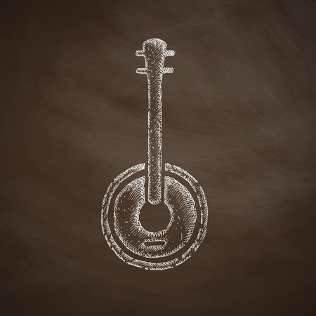 bluegrass: banjo icon