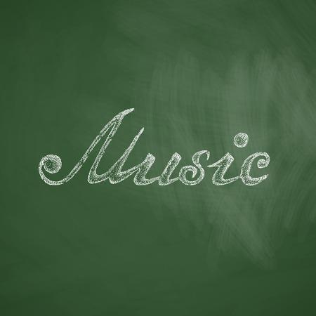 philharmonic: music inscription icon