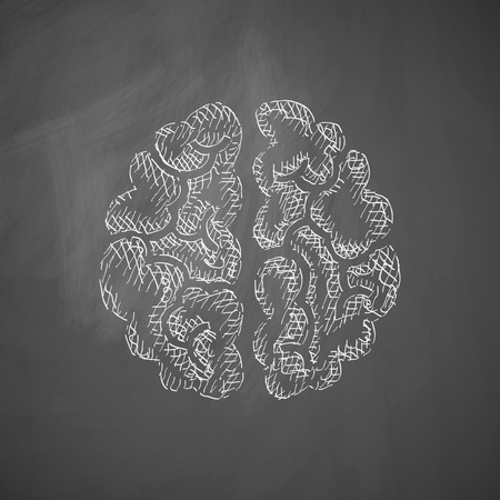 on the comprehension: brain icon