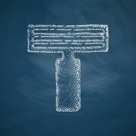 neatness: razor icon