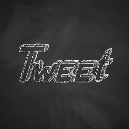 tweet icon: icono de Twitter