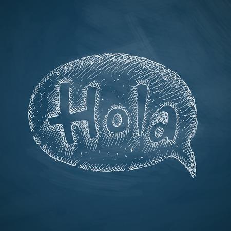 hola: Hola icon