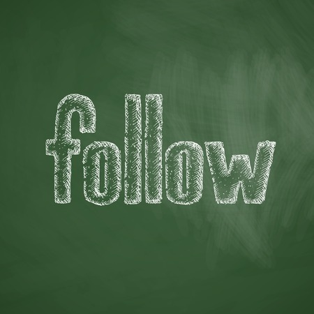 follow icon: follow icon