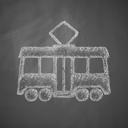streetcar: icono de tranv�a