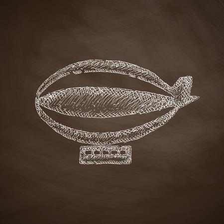 luftschiff: Luftschiffikone