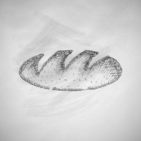 solemn: bread icon