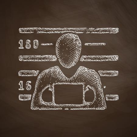 the suspect: suspect icon