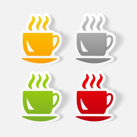 soluble: realistic design element: coffee