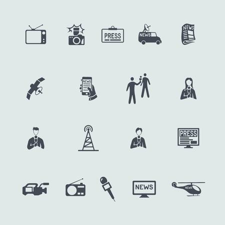 Set de nouvelles icônes