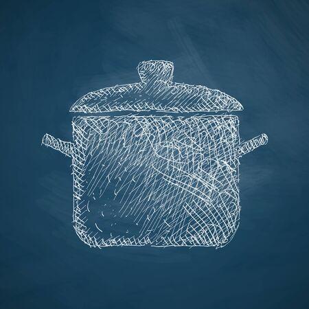 icône casserole