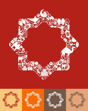 ramadan icon Illustration